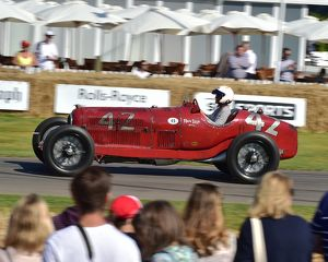 CM20 0008 James Wood, Alfa Romeo Tipo B, Don Lee Special