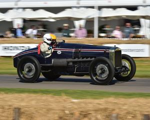 CM20 0119 Edward Williams, Delage DH V12