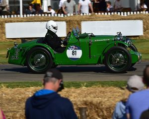 CM20 0138 Gary Ford, MG C Type