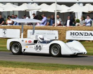 CM20 0451 Jim Hall Jnr, Chaparral- Chevrolet 2E