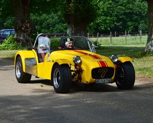 <b>Sixty Years of the Lotus Seven.</b><br>Selection of 73 items