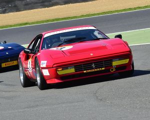 CM20 7856 Nick Cartwright, Ferrari 328 GTB