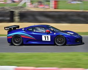 CM20 7863 Tony Jones, Ferrari 430 GT