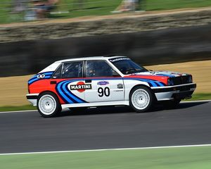 CM20 7879 Richard Thurbin, Lancia Delta HF Integrale 16v