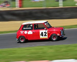 CM20 7897 Paul Simmons, Mini Miglia