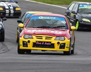 CM20 9247 Terry Searles, MG ZR190