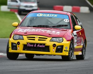 CM20 9322 Terry Searles, MG ZR190