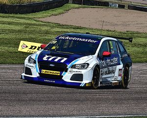 CM21 0038 James Cole, Subaru Levorg
