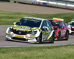 CM21 0045 Tom Chilton, Vauxhall Astra