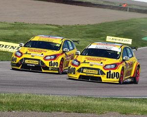 CM21 0079 Martin Depper, Ford Focus, Rory Butcher, Ford Focus
