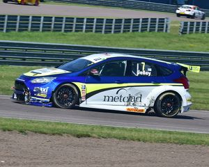 CM21 0087 Stephen Jelley, Ford Focus