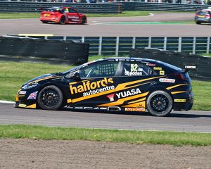 CM21 0095 Gordon Shedden, Honda Civic Type R
