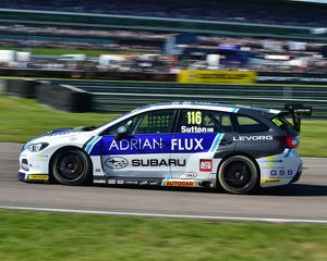 CM21 0114 Ashley Sutton, Subaru Levorg