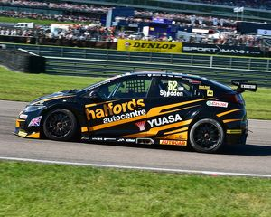 CM21 0155 Gordon Shedden, Honda Civic Type R