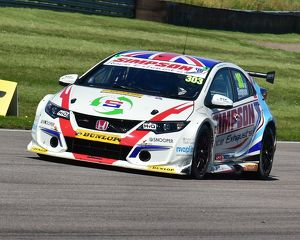 CM21 0168 Matt Simpson, Honda Civic Type R