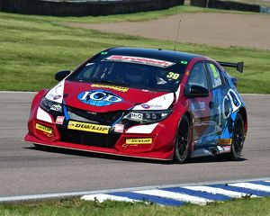 CM21 0170 Brett Smith, Honda Civic Type R