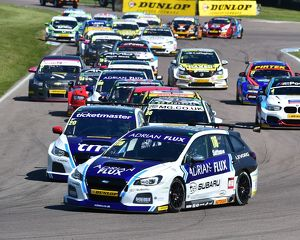 CM21 0362 Ashley Sutton, Subaru Levorg