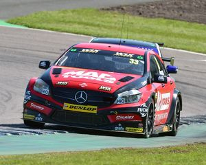 CM21 0552 Adam Morgan, Mercedes Benz A-Class