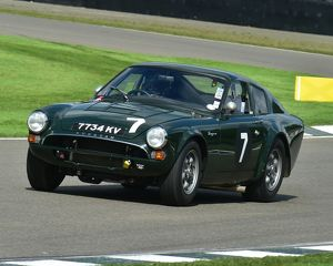 CM21 2135 Nigel Greensall, Michael Squire, Sunbeam Lister Tiger Le Mans Coupe