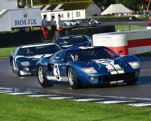 CM21 2665 Christopher Wilson, Ford GT40