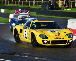 CM21 2702 Nick Padmore, Ford GT40