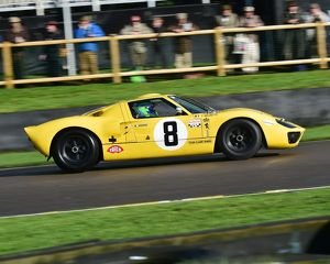 CM21 2716 Nick Padmore, Ford GT40