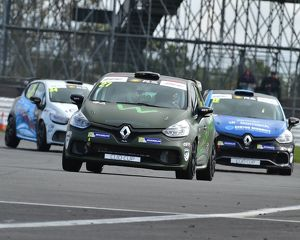 CM21 3486 Nathan Harrison, Renault Clio Sport 220 Trophy