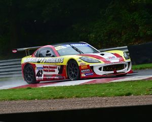 CM21 4614 Carl Boardley, Ginetta G55 GT4