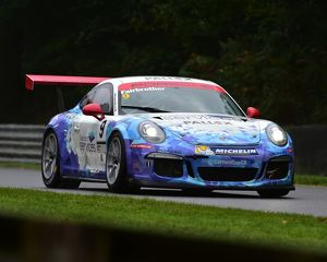 CM21 4731 David Fairbrother, Porsche 911 GT3