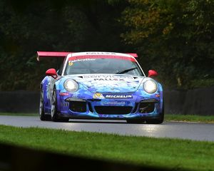 CM21 4753 David Fairbrother, Porsche 911 GT3