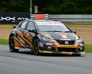 CM21 5421 Gordon Shedden, Honda Civic Type R