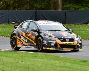 CM21 5490 Gordon Shedden, Honda Civic Type R
