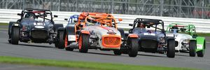 CM21 6025 Jamie Ellwood, James Russell, Spencer Fortag, Caterham 7 Sigmax