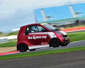 CM21 6073 Alistair Woodhead, Smart ForTwo