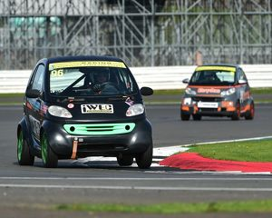 CM21 6195 Ian Weir, Smart ForTwo
