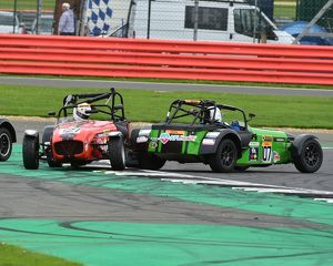 CM21 6686 Christopher Rayment, Ben Winrow, Caterham 7 Mega