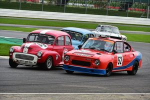 CM21 7004 Keith Wright, Morris Minor, Tom Abbott, Skoda 110R