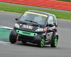 CM21 7280 Ian Weir, Smart ForTwo