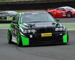 CM22 0186 Adan Hayes, Tom Howard, BMW M3