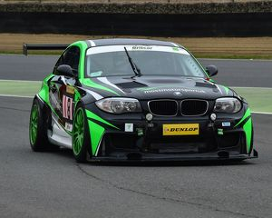 CM22 0188 Mike Moss, Barry McMahon, BMW 1M E82