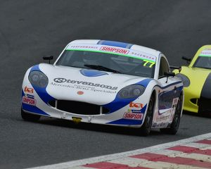 CM22 0316 Connor David, Ginetta Junior