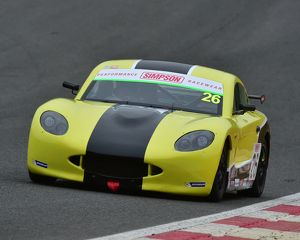 CM22 0317 Brandon Martland, Ginetta Junior