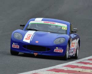CM22 0318 Sam Neary, Ginetta Junior