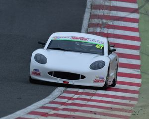 CM22 0368 James Hedley, Ginetta Junior