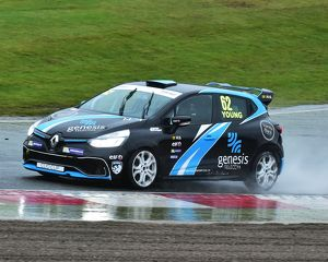 CM22 0598 Jack Young, Renault Clio Cup 4 UK