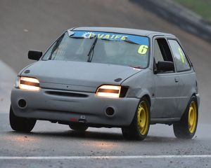 CM22 0722 Terry Waller, Ford Fiesta
