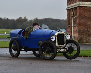 <b>VSCC Winter Driving Tests, Bicester Heritage, December 2017</b><br>Selection of 22 items