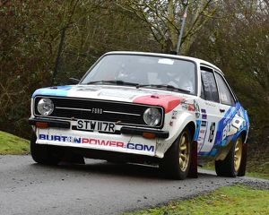 CM22 1568 Ashley Davies, Declan Dear, Ford Escort RS