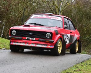motorsport 2018/mgj winter rally stages brands hatch january/cm22 1571 dane walker dave boyes ford escort
