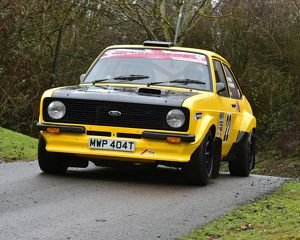 CM22 1573 Tom Blackwood, Gordon Winning, Ford Escort Mk 2